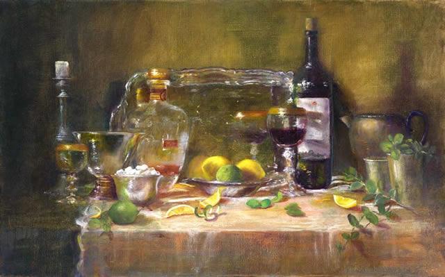 Wine-Mint-Julep
